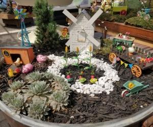 Bloomers Fairy Garden 01