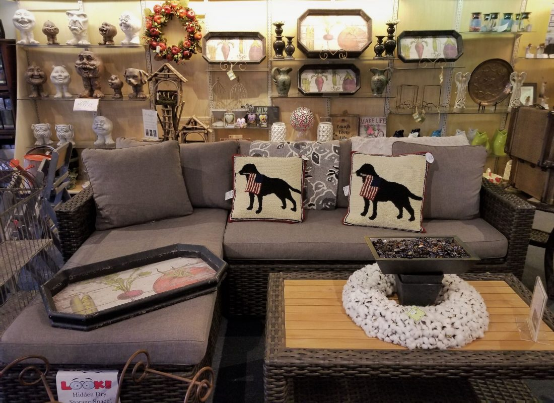 Outdoor Furniture - Bloomers Home & Garden Center